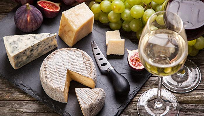 Mordiscos cremosos de queso de higuera con calcio