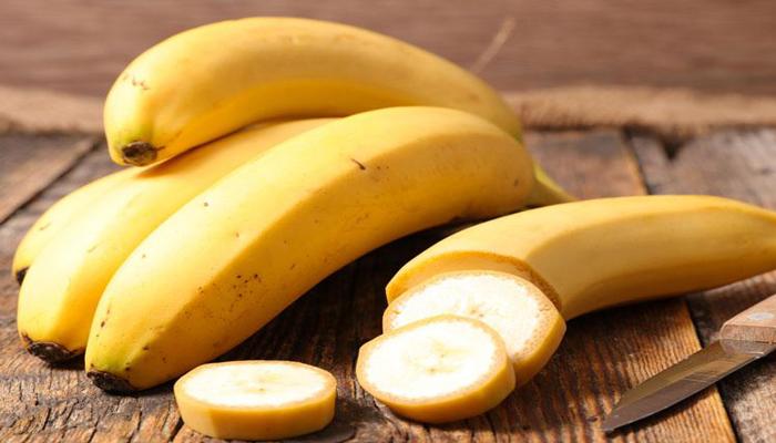Plátano para las quemaduras