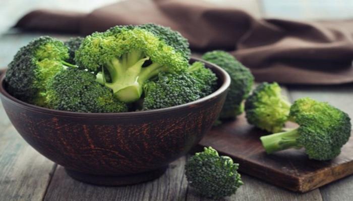 Brócoli: Brassica oleracea var. italica