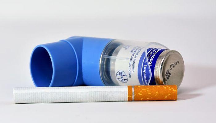 para el asma